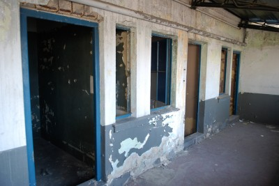 Abandoned hotel rooms to become artist studios